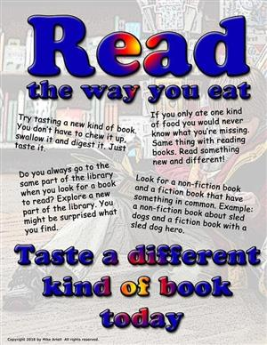 Don't Actually Eat Your Book