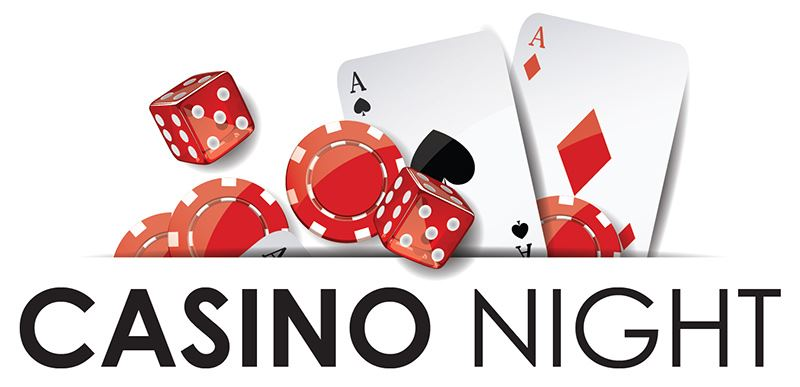 "Save The Date - March 9th is ""Casino Night!"""