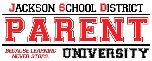 logo for Parent University