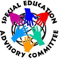 logo for the special education advisory committee