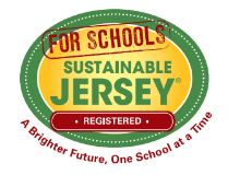 Logo for Sustainable Schools for Jersey Certification when clicked leads to story