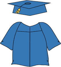 Senior Cap and Gown
