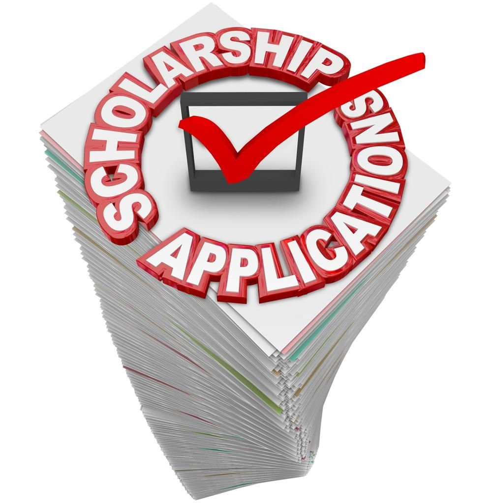 scholarship available logo