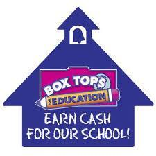 National Junior Honor Society Box Tops Collection info