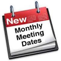 CMMS SHA Monthly Meetings