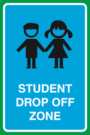 Student Dropoff Procedures 2019-20