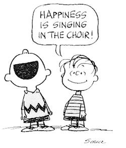 Charlie Brown Choir