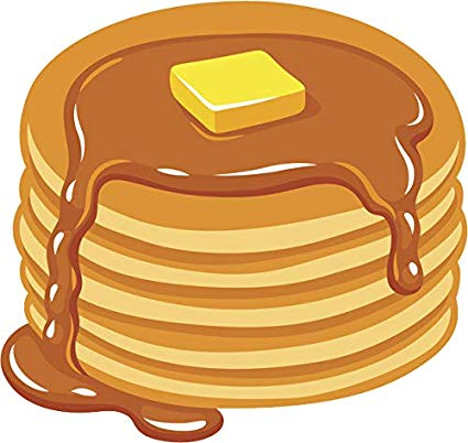 Builders Club Flapjack Fundraiser 3/14