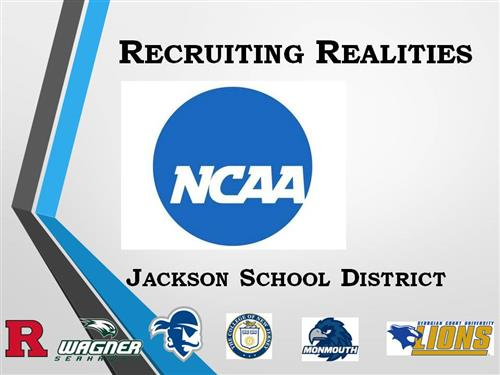 Cover page of recruiting realities presentation