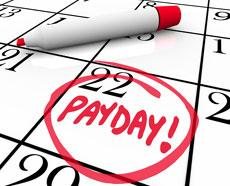 New Payroll Calendar Posted