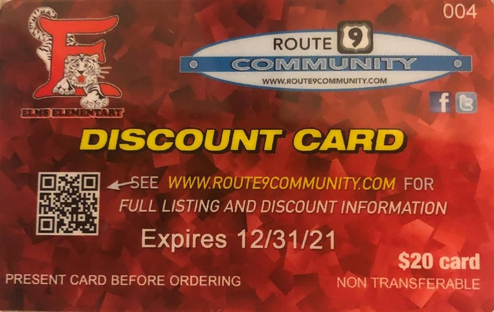 Discount Cards for Sale