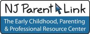 NJ Parent Link Website Logo for State of New Jersey