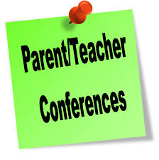 Parent-Teacher Conferences Nov. 12-14