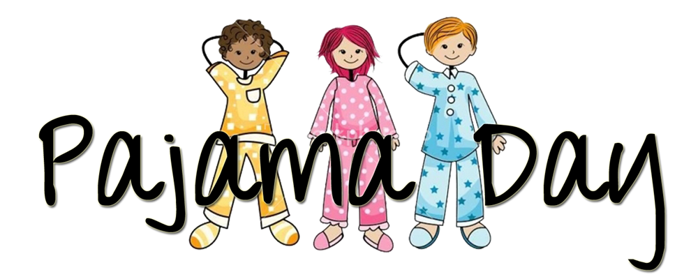 November 27th is Pajama Day!
