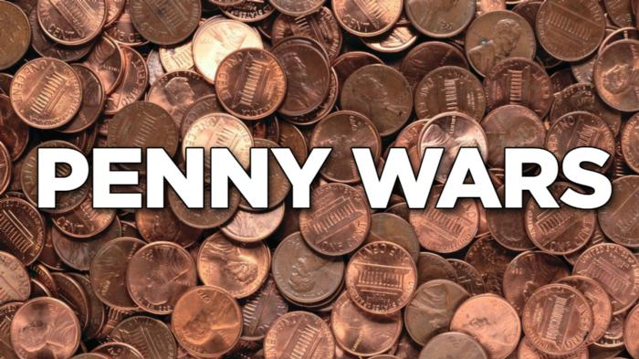 H.O.P.E. Penny Wars - February 18th - 21st