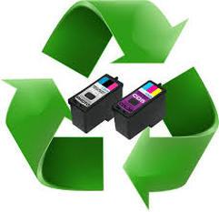 Holman School Recycles Inkjet Printer Cartridges!