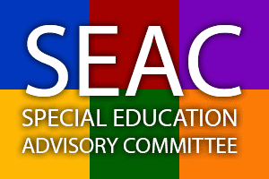 Special Education Advisory Council Presentation