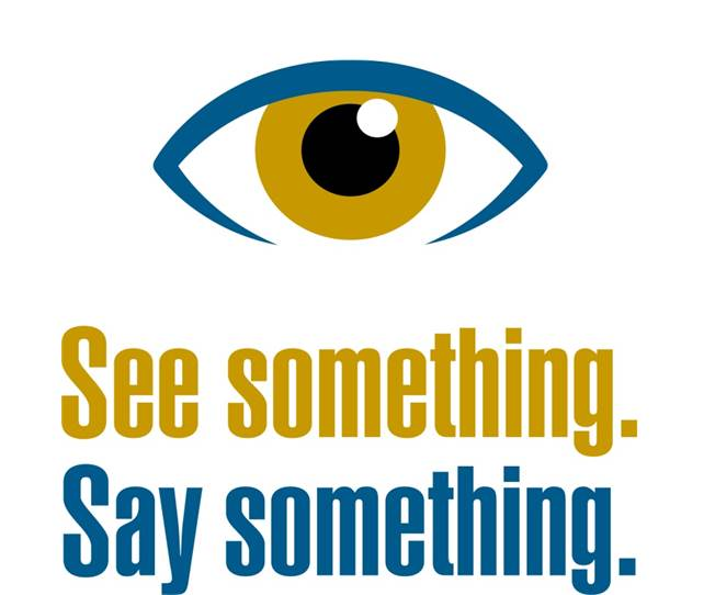 Attention: 5th Grade Parents!  Free Presentation: Awareness: See Something, Say Something