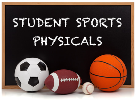ATTN: 5th Grade Parents - FREE Sports Physicals