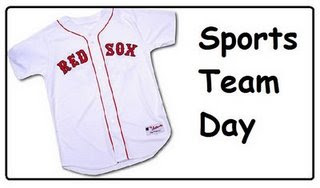 Team Jersey Day - Friday, January 31st