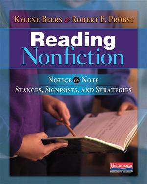 Notice and Note Nonfiction
