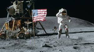 """One small step for man, one giant leap for mankind."""