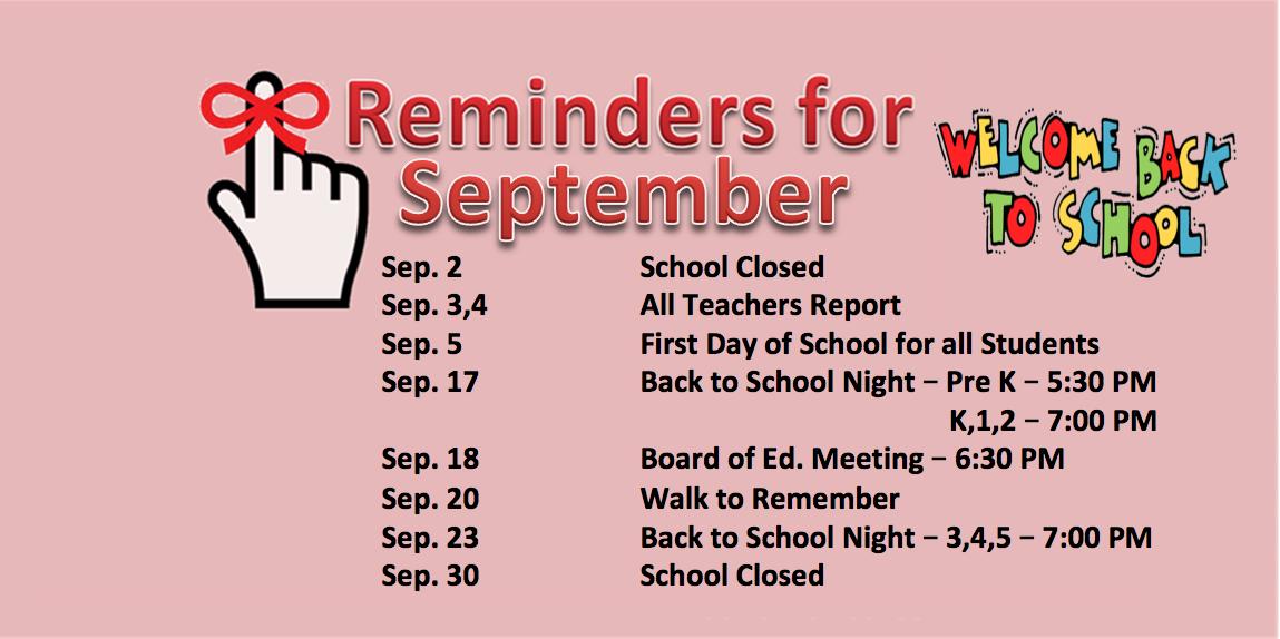 Rosenauer Elementary School / Homepage