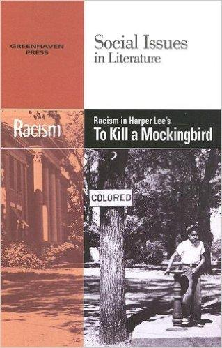 prejudice in harper lees novel to kill a mockingbird David: 'to kill a mockingbird will never stop being a good book, and it will never stop inspiring good people.